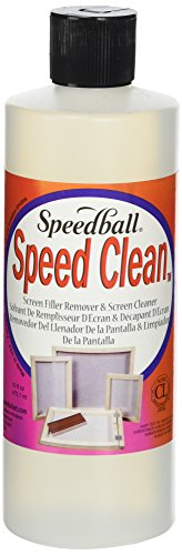 Speedball Speed Clean Screen Cleaner for Screen - Ryonet Screen Printing