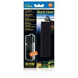 Ext Repti Clear 350 Fine Foam