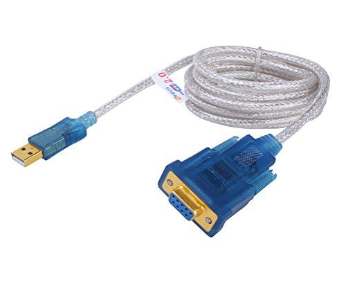 Usb serial female adapter