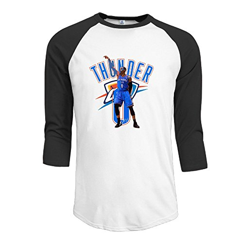 fashion-mens-russell-0-westbrook-basketball-player-7-split-sleeve-black-size-l