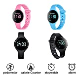 iGANK Fitness Tracker Watch, T6A Non-Bluetooth