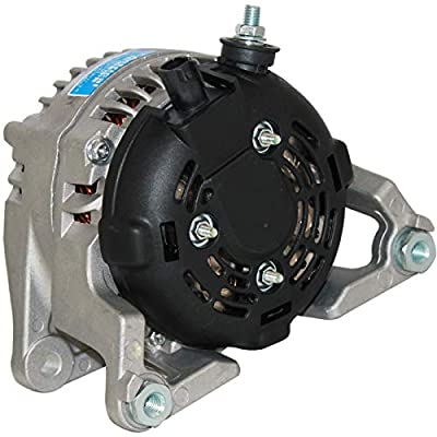 LActrical High Output 300 Amp Alternator For Dodge Ram 2500 3500 Pickup Truck Cummins Diesel 6.7L 07 2007 08 2008 09 2009 custom: Automotive