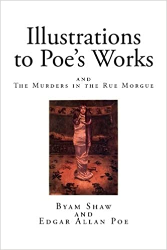 Book Illustrations to Poe's Works and The Murders in the Rue Morgue