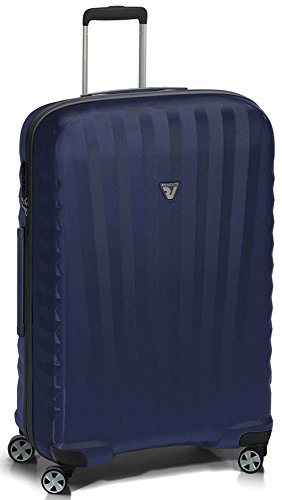 roncato-uno-zsl-29-4-wheel-polycarbonate-with-security-zip-dark-blue
