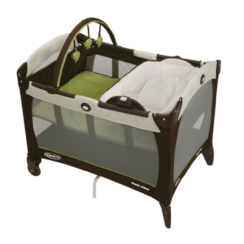 Graco Pack 'n Play Playard with Reversible Napper - Graco Pack And Play Go Green