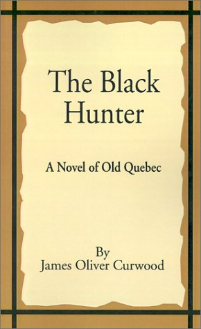 book cover of The Black Hunter