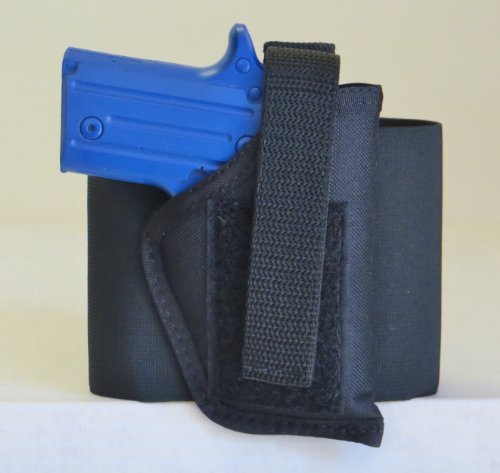 Elastic Wrap Ankle Holster for Sig Sauer P238 with Laser from Federal