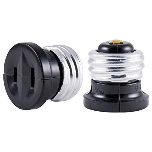 Flood Light Plug Adapter in US - 1