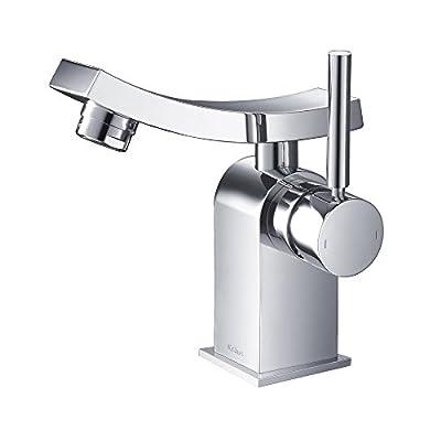 Unicus Single Lever Basin Bathroom Faucet Chrome