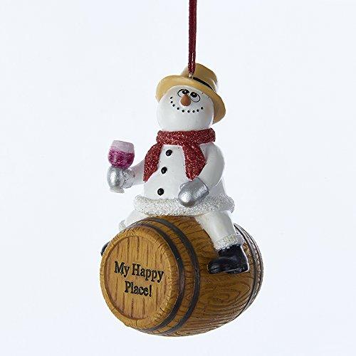 Wine Christmas Ornament - 8