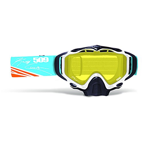 509 Sinister X5 Snowmobile Goggle (Keith Curtis Signature) (Signature Snow Goggles)