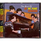 The Best of Joe 'mr. Piano' Henderson