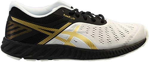 asics-mens-fuzex-lyte-running-shoe-black-rich-gold-white-10-m-us