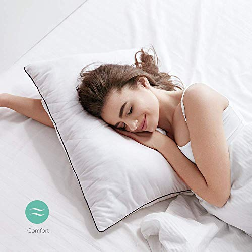 Sable Adjustable Soft Pillows