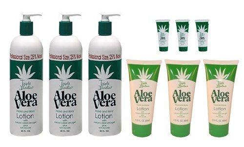 Aloe Vera Hand Lotion - 6