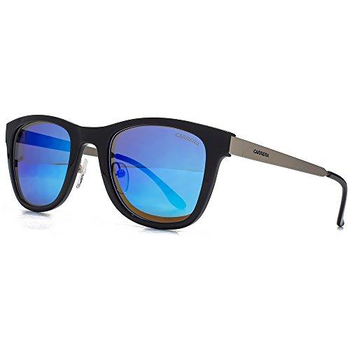 Interchangeableâ 5023 Sole Fzc Nero Mirror 5023 Blue In s Da Oro 52 Azzurro Pallido Carrera Occhiali wXxdIdS