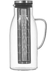 Baoblaze Cold Brew Kaffebryggare och tebryggare med stor kapacitet pipdesign miljövänlig säker användning