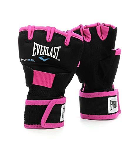 Everlast P00000736 Evergel Handwraps Black/Pink, S/M