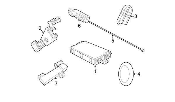Amazon Com Antenna Passive Entry Automotive