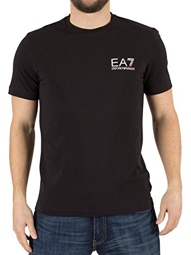 Emporio Armani Men's EA7 Logo T-Shirt,