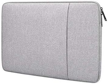 Dot. Funda Portátil Compatible con hp Envy 13 y Cualquier Otro 13-13.3 Notebook Pulgadas Macbook Chromebook Protector Vertical Suave Funda de Transporte Funda - Carbón Gris: Amazon.es: Equipaje