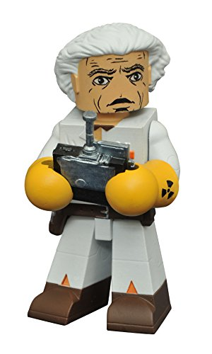 DIAMOND SELECT TOYS Back to The Future Doc Brown Vinimate Vinyl Figure