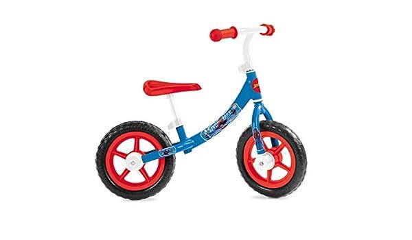 Mondo Toys Spiderman Balance Bike - Bicicleta sin Pedales para ...