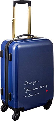 Dear Drew by Drew Barrymore Take Me with You Carry on Suitcase-Bright Nights by Dear Drew by Drew Barrymore