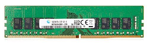 (HP 3TK87AT DDR4-8 GB - DIMM 288-Pin - 2666 MHz/PC4-21300 - 1.2 V - Unbuffered - Non-ECC - Promo - for 285 G3, 290 G2, EliteDesk 705 G4, 800 G4, ProDesk 400 G5, 600 G4)