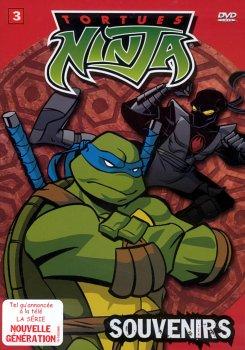 Amazon.com: Tortues Ninja Vol 3: Souvenirs (French Language ...
