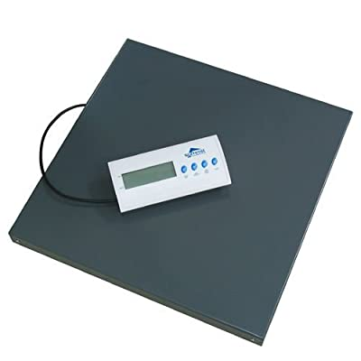"""MS2510 Platform Scale 1,000 Lb. Cap. 22"""" x 22"""""""