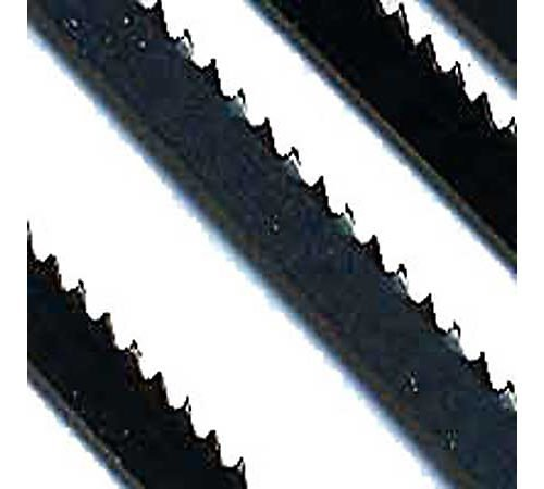 Saw Wood Bld - Coping Saw Blades (.100 x .018 x 24TPI) (For Hard/Soft Wood) (4) Zona Tools