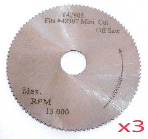Cut Off Blade - 3Pc. 2