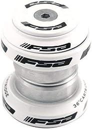 FSA Orbit MX 1-1/8Inches Threadless MTB Road Headset with Top Cap , White, NO.20 , XTE1510