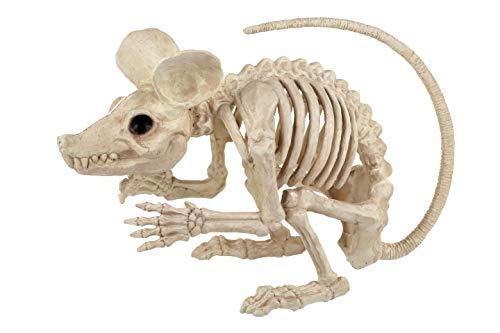Crazy Bonez Rat Skeleton
