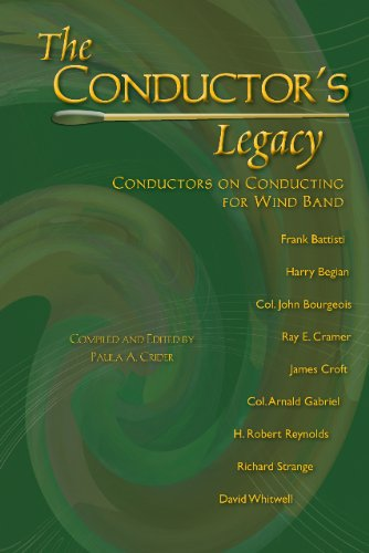 The Conductor's Legacy: Conductors on Conducting for Wind Band/G7660