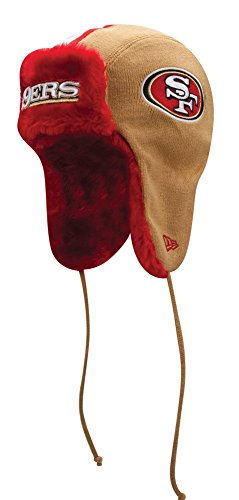 NFL San Francisco 49ers Helmet Head Beanie