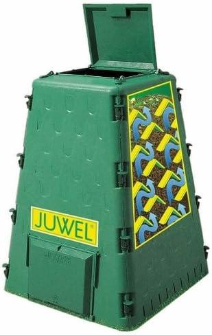 Juwel Aeroquick 420 Komposter (konische Form, schnelles Kompostieren, Belüftungssystem, Nutzinhalt: 420 l) 20165