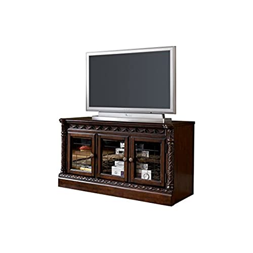 North Shore Traditional TV Stand By Ashley Furniture