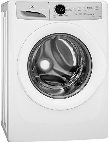 Electrolux EFLW317TIW 27″ Front Load Washer with 4.3 cu. ft. Capacity IQ-Touch Control Reversible Door ENERGY STAR and NSF Certified in Island