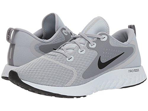 [NIKE(ナイキ)] メンズランニングシューズ?スニーカー?靴 Legend React Wolf Grey/Black/Cool Grey/Pure Platinum 8.5 (26.5cm) D - Medium