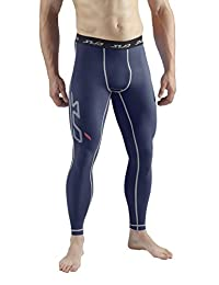 SUB Sports DUAL (All Season) Mens Compression Leggings / Pants - Base Layer Tights