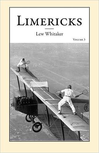 Limericks: Volume 3: Lew Whitaker: 9781500568016: Amazon.com ...