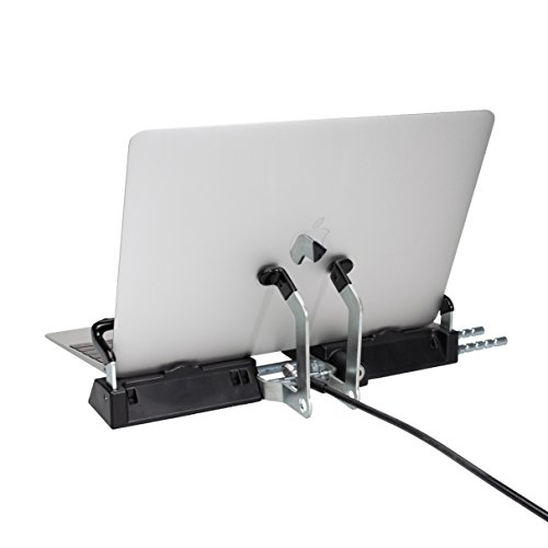 CTA Digital Heavy Duty Tri-Security Station for Tablet-Laptop Hybrids - PAD-SSLT by CTA Digital (Image #7)