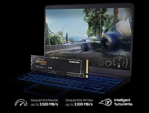 Samsung 970 EVO Plus Series - 1TB PCIe NVMe - M.2 Internal SSD (MZ-V7S1T0B/AM)