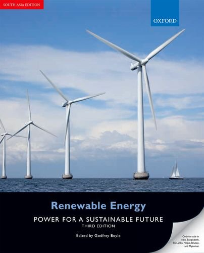 Renewable Energy: Power for a Sustainable Future pdf