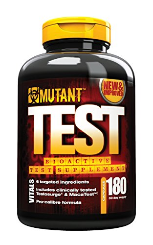 Mutant, Bioactive Test Supplement Clinically Proven To Boost