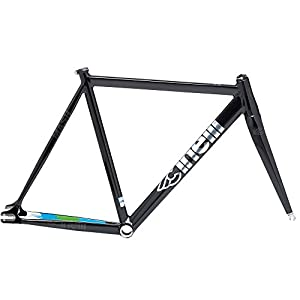 Cinelli MASH Histogram Bicycle Frameset Black XL
