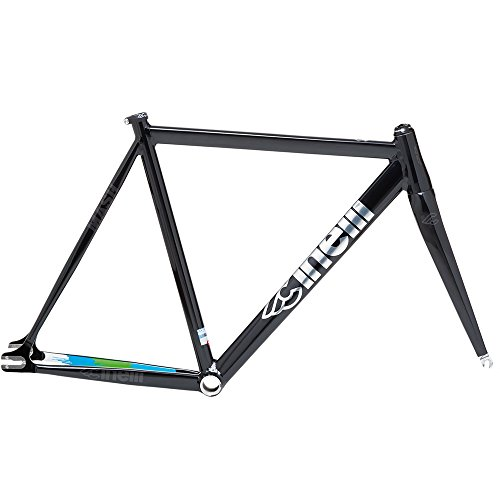 Cinelli MASH Histogram Bicycle Frameset Black XXL