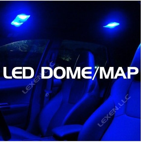 Gm Interior Led Lights - 7